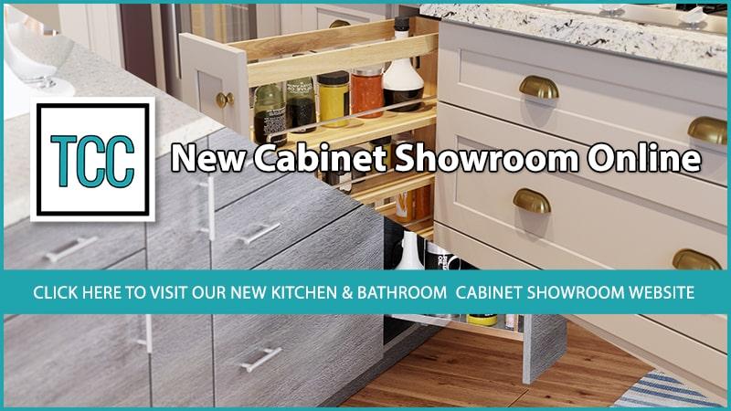 TCC New Cabinet Showroom Online
