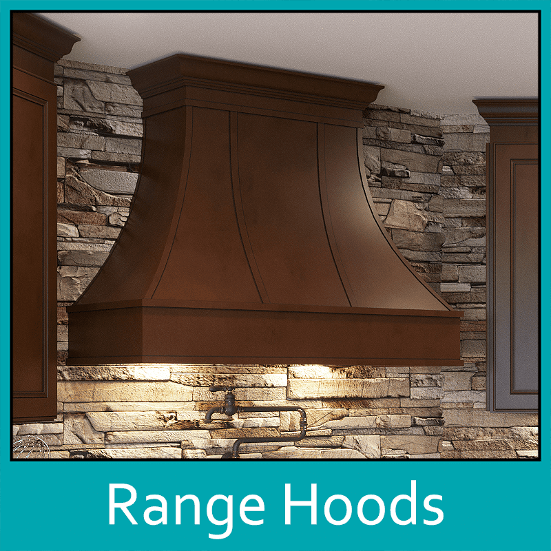 Cabinet Hoods by The Countertop Company