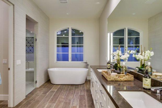 Bathroom Sink and Bathtub Design