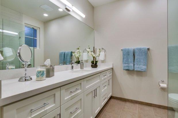 Silestone Bathroom Countertops by The Countertop Company