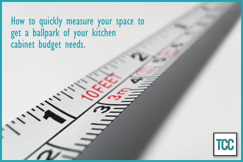 Estimate measurement by The Countertop Company