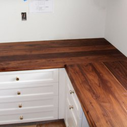 Wooden Countertop by The Countertop Company