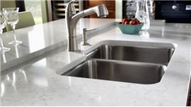Cambria Sink by The Countertop Company